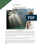 Biografia de La Virgen María