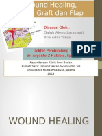 Wound Healing, Skin Graft and Flap PPT