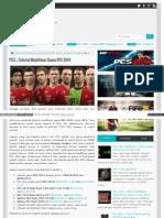 Ssxgames Blogspot Com 2014 02 Ps3 Tutorial Modifikasi Pes 20