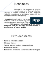 Metal forming process