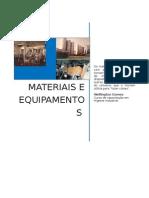 Módulo 1 - Materiais e Equipamentos