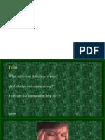 Pathophysiology Pain powerpoint
