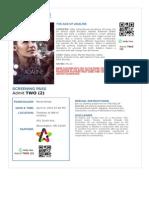Screening Passes - The Age of Adaline