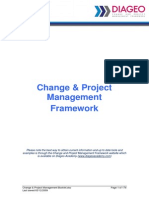 Change Project Management Booklet