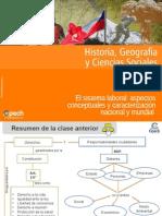 Clase 6 El Sistema Laboral Aspectos Conceptuales y Caracterización Nacional y Mundial 2015