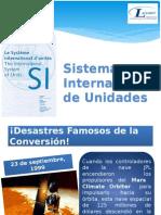 Sistema internacional de unidades de Medida