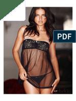 8224 Adriana Lima Muy Sugerente en La Coleccion de Lenceria Otono 2011 de Victorias Secret