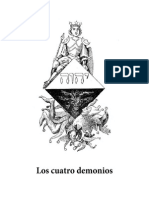 Los Cuatro Demonios