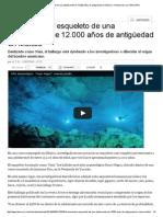 Cueva Submarina Yucatan