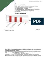 Problematica de la Planificación en Salud en El Perú