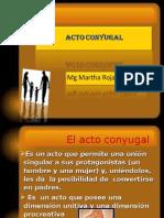 Acto Conguyal