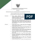 Permentan No.31 Tahun 2014 Pedoman Budidaya Ayam Petelur