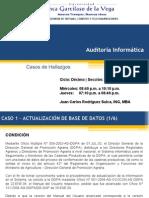 Sesion 21 - Casos de Hallazgos.