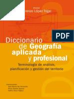 Diccionario Geografia 2015