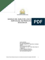 Manual Suelos Agricultura Ecologica