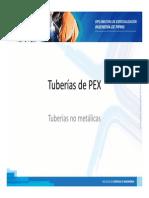 Tuberías de PEX