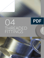 OzLinc Threaded Fittings Catalogue