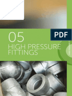 OzLinc High Pressure Fittings Catalogue