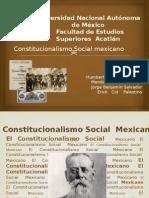 Constitucionalismo Social Mexicano (1)
