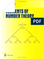 Stillwell - Elements of Number Theory