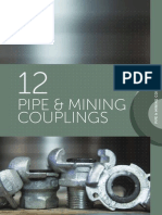 OzLinc Pipe and Mining Couplings Catalogue