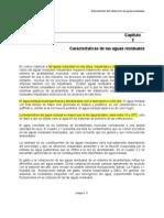CAPITULO 7 Características de Las Aguas Residuales