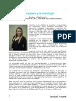 150622 Ana Silvia Herrera Las mujeres y la tecnología