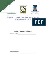 Plantilla de Plan de Negocios Logos[2]