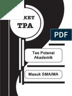 Paket Tpa Masuk Sma (Gpp Un Smp_mts 2015)