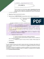 Resumen Ciencia- Franja Morada Derecho Córdoba