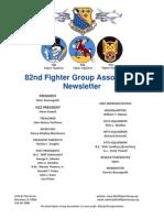 82nd Fighter Group Newsletter #91, June 2015