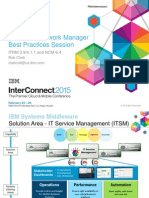 Interconnect Network Manager Best Practices Final
