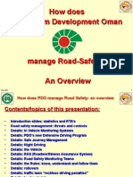 PDO - Roady Safety Managing
