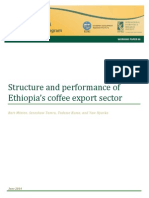 ESSP WP66 Structure and Performance of Ethiopias Coffee Export Sector
