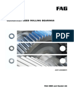 FAG-Gearboxes Need Rolling Bearings