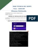 Trabajo2 Instalacion de Wordpress y Drupal Calderon Peñafiel Brayan Moreta Cacuango Esteban