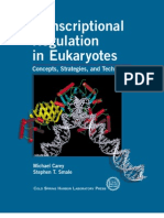 89381246 Transcriptional Regulation in Eukaryotes