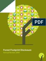 Forest Footprint Disclosure Annual Review - ranking de las empresas con mejores prácticas para reducir la deforestación