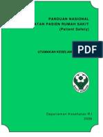 248471802 Panduan Patient Safety