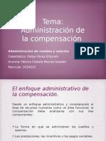 Administración de La Compensación