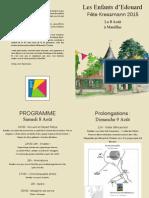 Invitation Fete Kressmann 8 Aout 2015