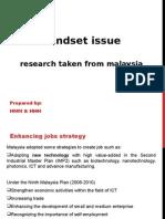 Mindset Research-Malaysia.ppt