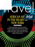 African Art in the Heart of New York