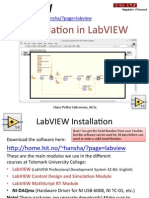 Simulation in LabVIEW - Overview(1)