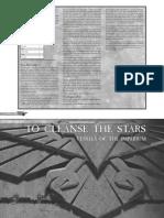 Battlefleet Gothic - Rules - Armada