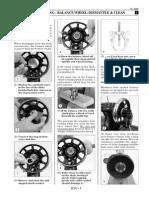 2C Refurbishing - Balance Wheel