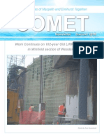 Comet Summer 2015 Newsletter