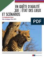 Note Strategique Afrique - Mars 2015
