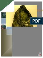 La Serpentinita mineral