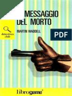 [LibroGame].Detectives.club. .01. .Il.messaggio.del.Morto